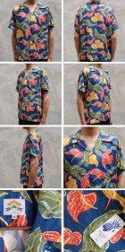 More photos2: Pineapple Juice(パイナップルジュース)アロハシャツ【MADE IN U.S.A】『米国製』/デッドストック