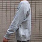 More photos3: 19/7吊編裏毛 ラグランスウェット【MADE IN TOKYO】『東京製』/ Upscape Audience