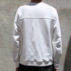 More photos2: 30/10セントラル裏毛ラグランスリーブポケ付C/N L/S【MADE IN JAPAN】『日本製』/ Upscape Audience