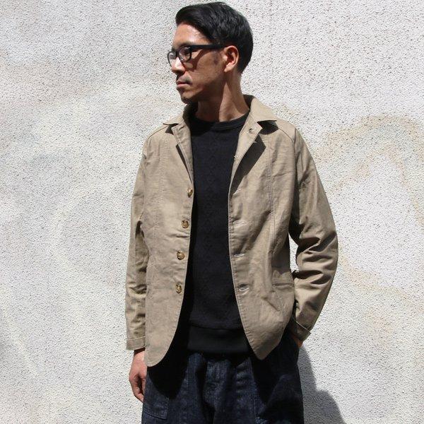 画像2: ヨコムラバックサテン 6BクラークJKT 【送料無料】『日本製』/ Upscape Audience