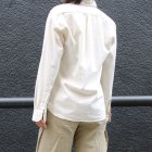 More photos1: オックスナローカラーボタンダウンプルオーバーL/Sシャツ[Lady's]【MADE IN JAPAN】『日本製』/ Upscape Audience