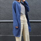 More photos3: コットンクロス 2WAYロングシャツ[Lady's]『日本製』Upscape Audience