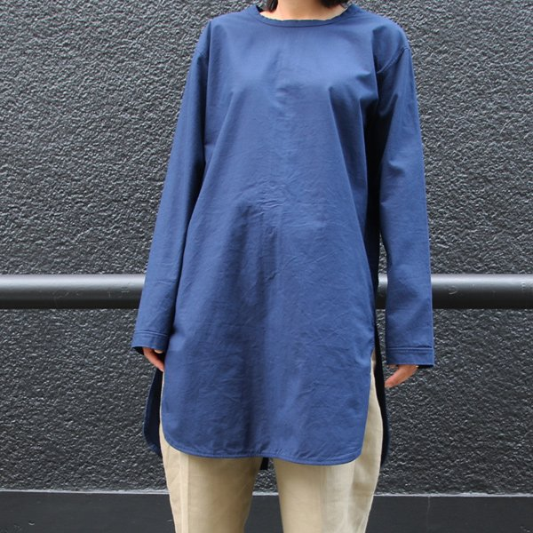 画像2: コットンクロス 2WAYロングシャツ[Lady's]『日本製』Upscape Audience