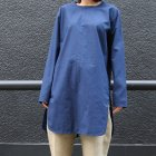 More photos1: コットンクロス 2WAYロングシャツ[Lady's]『日本製』Upscape Audience
