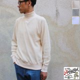 WAFFLE TURTLE NECK【MADE IN JAPAN】『日本製』  / Riding High
