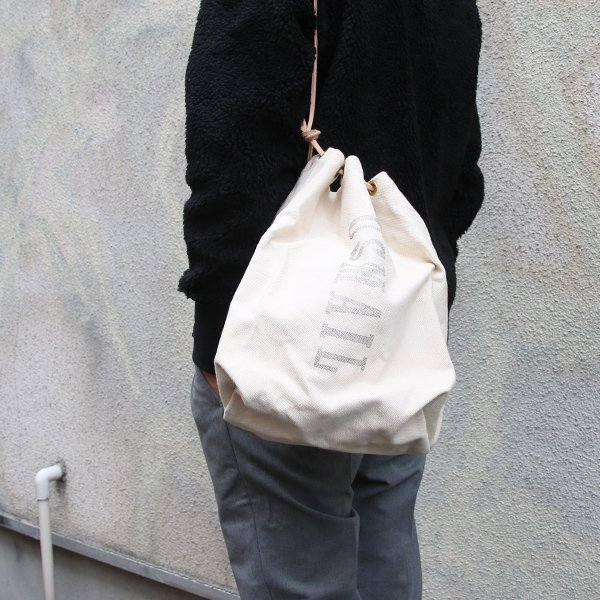 画像2: CANVAS DOMESTIC MAIL PORSE BAG  / VASCO