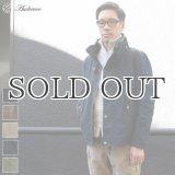 高密度コットンピーチスタンドカラーN1ジャケット 【送料無料】 / Audience