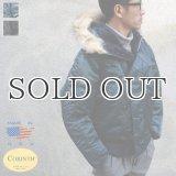 CORINTH(コリンズ)N-2B フライトジャケット【MADE IN U.S.A】『米国製』/ デッドストック