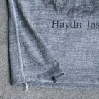 More photos3: 16/1吊編天竺 C/N Haydn Joseph プリント S/S Tee【MADE IN TOKYO】『東京製』/ Upscape Audience
