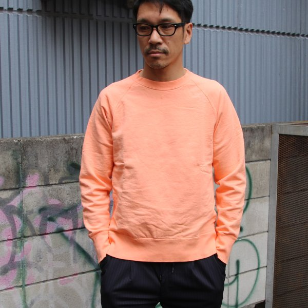 画像2: Riding High / 7.5 oz. USA FLEECE RAGLAN SWEAT【MADE IN JAPAN】『日本製』