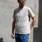 More photos1: Riding High / LOOPWHEEL HENLEY S/S T-SHIRTS【MADE IN JAPAN】『日本製』  / Riding High