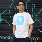 More photos1: 16/1吊編天竺 C/N Wolfgang Colorプリント S/S Tee【MADE IN TOKYO】『東京製』/ Upscape Audience