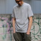 More photos3: コーマ天竺 コンチョボタンヘンリーTEE【MADE IN JAPAN】『日本製』/ Upscape Audience