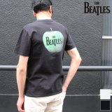 BEATLES ロゴプリントUSAファブリック丸胴国産ポケットTEE【FABRIC MADE IN USA】【ASSEMBLED IN JAPAN】『日本製』/ Upscape Audience