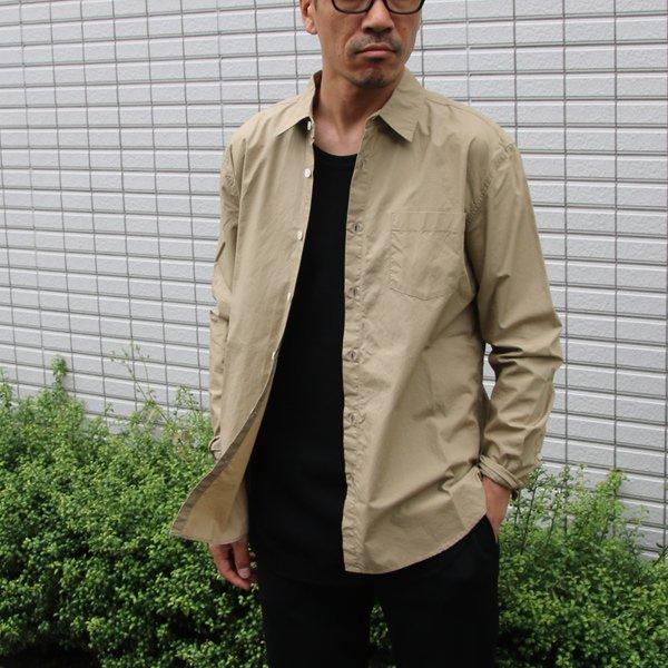 画像2: スーピマタイプライターナショナルコスチュームレギュラーカラーL/Sシャツ【MADE IN JAPAN】『日本製』/ Upscape Audience
