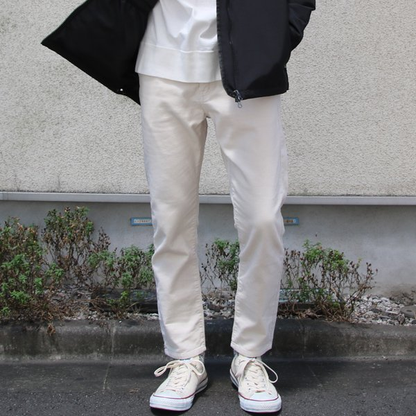 画像2: コーデュロイアンクルパンツ【MADE IN JAPAN】『日本製』/ Upscape Audience
