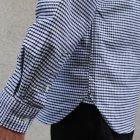 More photos3: SONTAKU【ソンタク】/ 洗いざらしオックスフォードギンガムBDシャツ(893HD99250)【MADE IN JAPAN】『日本製』