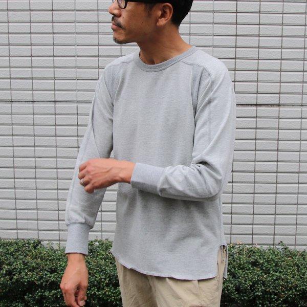 画像2: BSQ天竺スプリットスリーブ9/S Tee【MADE IN JAPAN】『日本製』/ Upscape Audience