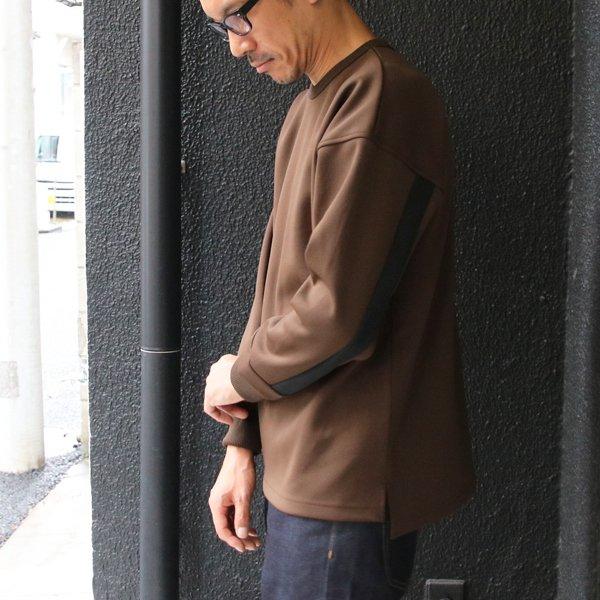 画像2: 4段スムース ライン L/S T 【MADE IN JAPAN】『日本製』 / Upscape Audience