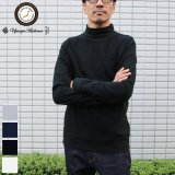 BSQ度詰天竺プロテクトボッシュハイネックカットソー【MADE IN JAPAN】『日本製』/ Upscape Audience