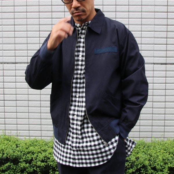 画像2: コーマウェザールーズフライトZIPジャケット【MADE IN JAPAN】『日本製』【送料無料】  / Upscape Audience