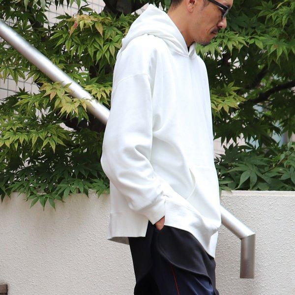 画像2: ボンバーヒート爆暖裏起毛 ビッグプルパーカー【MADE IN JAPAN】『日本製 / Upscape Audience