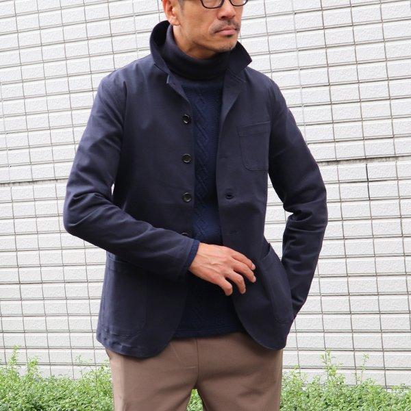 画像2: コットンモダール 6B ドライビングジャケット【MADE IN JAPAN】『日本製』/ Upscape Audience