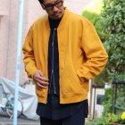 More photos1: 【RE PRICE / 価格改定】MAYO SPRUCE(メイヨースプルース)14.81oz スウェットZIPジャケット