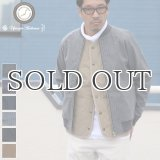 【RE PRICE / 価格改定】ウールライクツイルストレッチ MA1ブルゾン【MADE IN JAPAN】『日本製』 / Upscape Audience