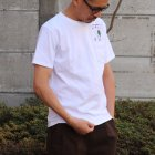 More photos3:  Riding High / 18/-JERSEY P&E POCKET TEE(ROAD SIDE)【MADE IN JAPAN】『日本製』