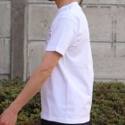 More photos3: RIDING HIGH×EGG SNDWCH LABEL/ HANDWRITING STYLE PRINT TEE(MARINES)