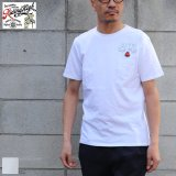 Riding High / 18/-JERSEY P&E POCKET TEE(CITY CAMP)【MADE IN JAPAN】『日本製』
