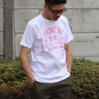 More photos3: RIDING HIGH×EGG SNDWCH LABEL/ HANDWRITING STYLE PRINT TEE(FIGHTING)