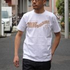More photos2: RIDING HIGH×EGG SNDWCH LABEL/ HANDWRITING STYLE PRINT TEE(PAINT)