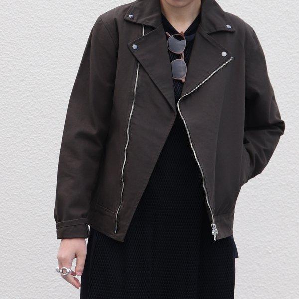 画像2: 【RE PRICE / 価格改定】ヘビーオックスライダースジャケット【MADE IN JAPAN】『日本製』 / Upscape Audience