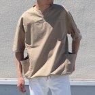 More photos3: ミラクルコットンダンガリー  ツールポケ キーネック ビッグTシャツ『日本製』Upscape Audience