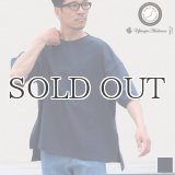 MVS天竺 ポケ付 ビッグTee【MADE IN JAPAN】『日本製』/ Upscape Audience