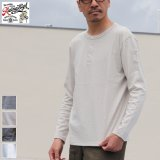 Riding High / LOOPWHEEL HENLEY L/S T-SHIRTS【MADE IN JAPAN】『日本製』