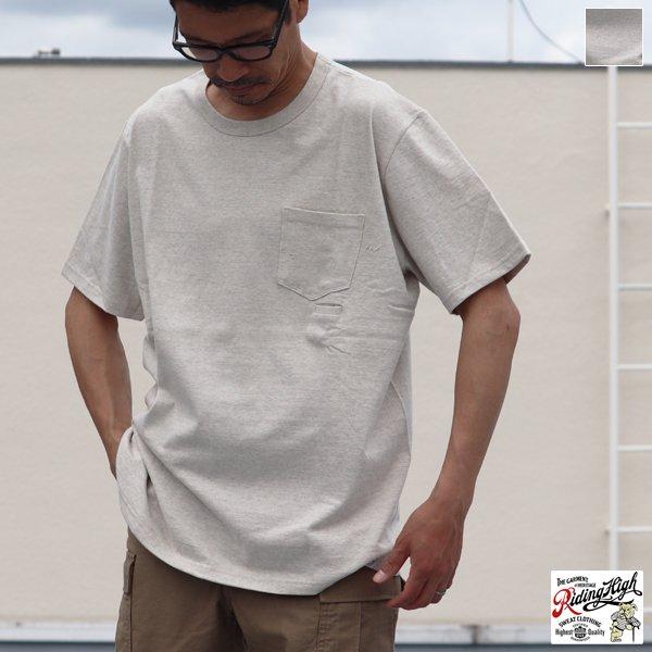 画像1: Riding High / CUSTOM LW POCKET S/S TEE【MADE IN JAPAN】『日本製』
