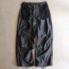 More photos3: 80's U.S.Army Snow Camo Pants Small/Regular 後染め/Rebuild(フロントポケット袋作成)【送料無料】