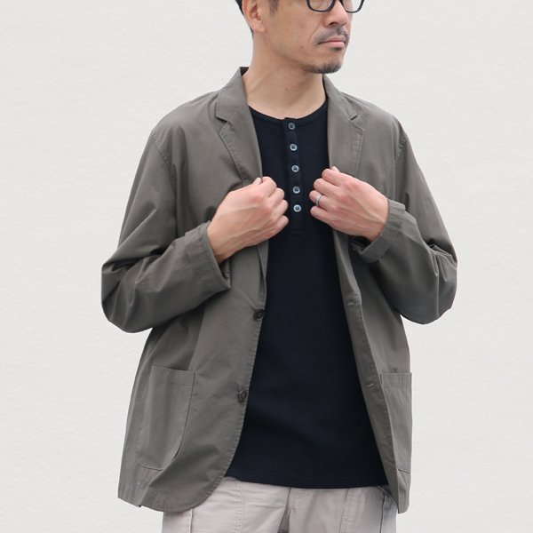 画像2: 【RE PRICE/価格改定】馬布2ボタンテーラードジャケット【MADE IN JAPAN】『日本製』 / Upscape Audience