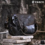 LEATHER POSTMAN SHOULDER BAG-SMALL(刻印あり)[VS-249L]【MADE IN JAPAN】『日本製』【送料無料】 / VASCO【ご予約:2020年12月入荷予定】