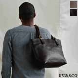 LEATHER TRAVEL  TOTE BAG-Medium(VS-263L) 【MADE IN JAPAN】『日本製』【送料無料】 / VASCO