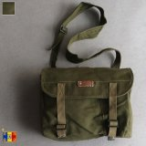 DEAD STOCK  / Romanian Army Canvas Shoulder Bag(ルーマニア軍 キャンバス ショルダーバッグ)
