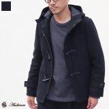 610g ウールメルトン サーモライト中綿 ダッフルジャケット 【送料無料】 / Audience