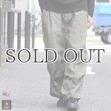 DEAD STOCK / U.S.Army Snow Camo Pants Medium-Short /Regular 後染め(Olive)/Rebuild(貫通ポケット箇所ポケット袋作成)【送料無料】