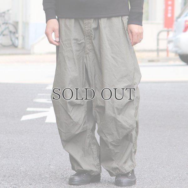 画像2: DEAD STOCK / U.S.Army Snow Camo Pants Medium-Short /Regular 後染め(Olive)/Rebuild(貫通ポケット箇所ポケット袋作成)【送料無料】