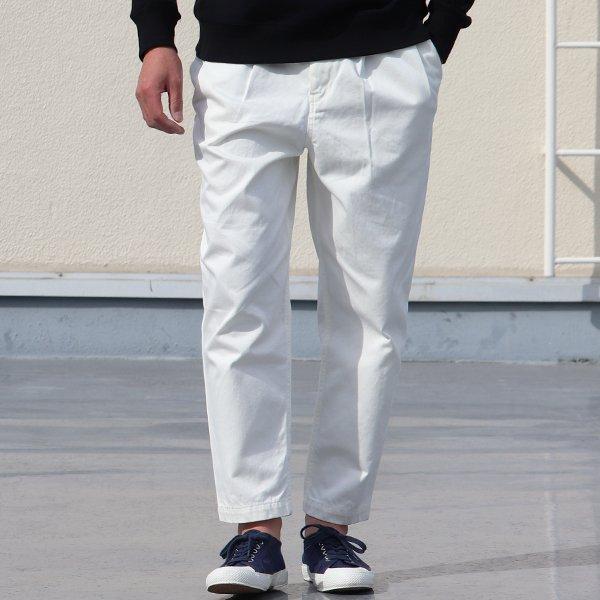 画像2: 30/2ウエポン タックワイド グルカ アンクルパンツ【MADE IN JAPAN】『日本製』【送料無料】  / Upscape Audience【一部ご予約・5月下旬頃予定】