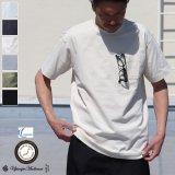VORTEX 8オンス(MVS天竺)グラスポケット付 レギュラー半袖Tee【MADE IN JAPAN】『日本製』/ Upscape Audience