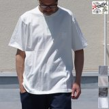 Riding High / LOOPWHEEL HENLEY S/S T-SHIRTS【MADE IN JAPAN】『日本製』  / Riding High